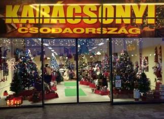 Karácsonyi Csodaország